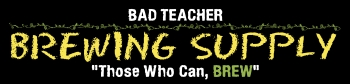 Bad Teacher Brewing Supply - Cadillac Craft Beer Festival